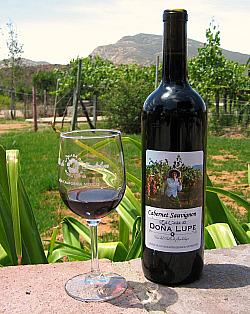 Dona Lupe Wine